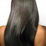 women with Dominican blowout and natural hair care